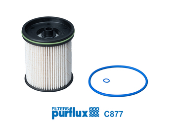 Purflux AH386 filtre cabine