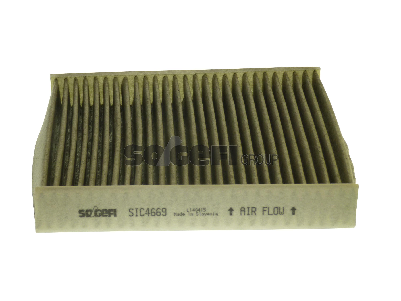 Purflux AH396 filtre cabine