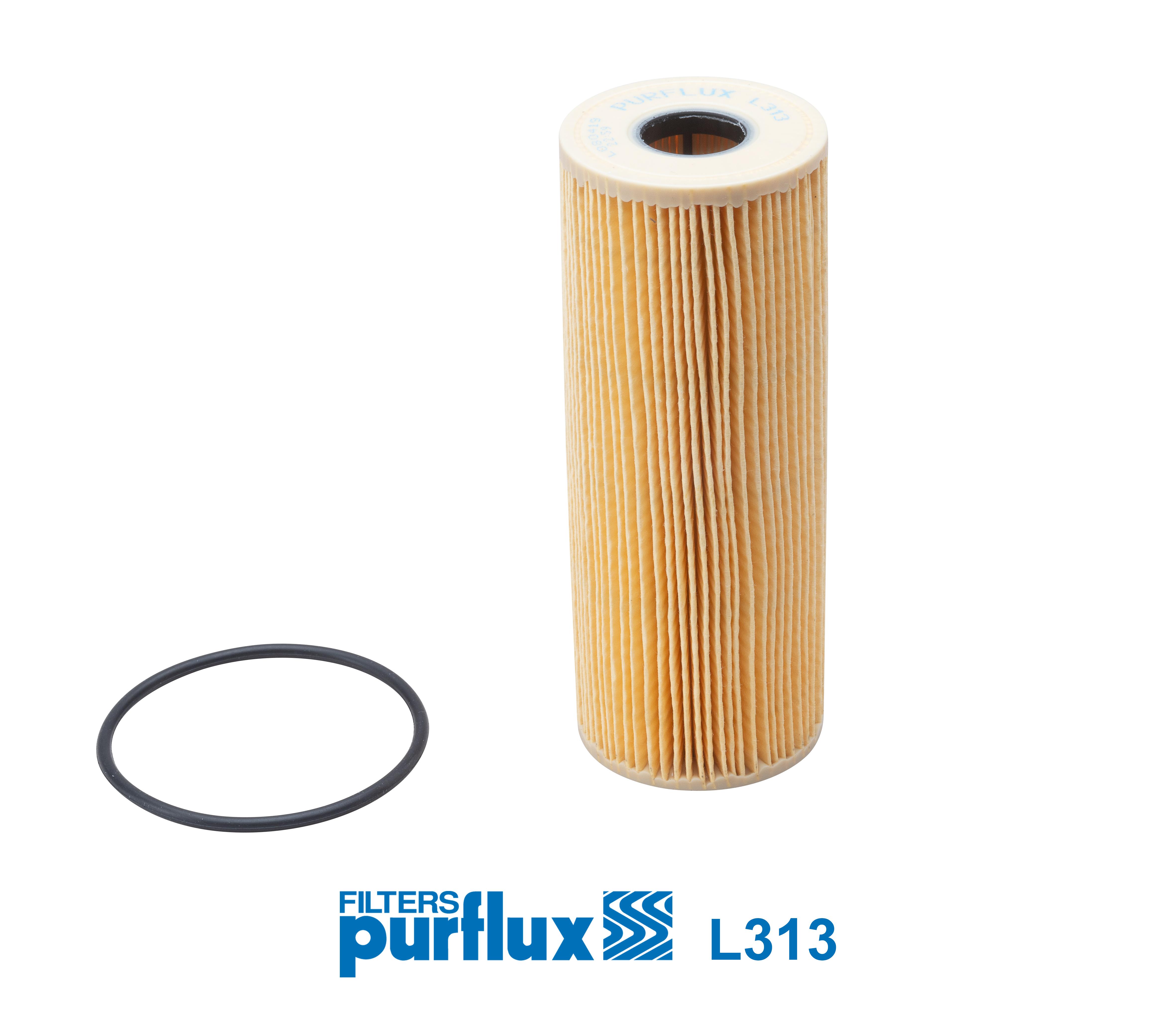 Ölfilter Purflux LS205
