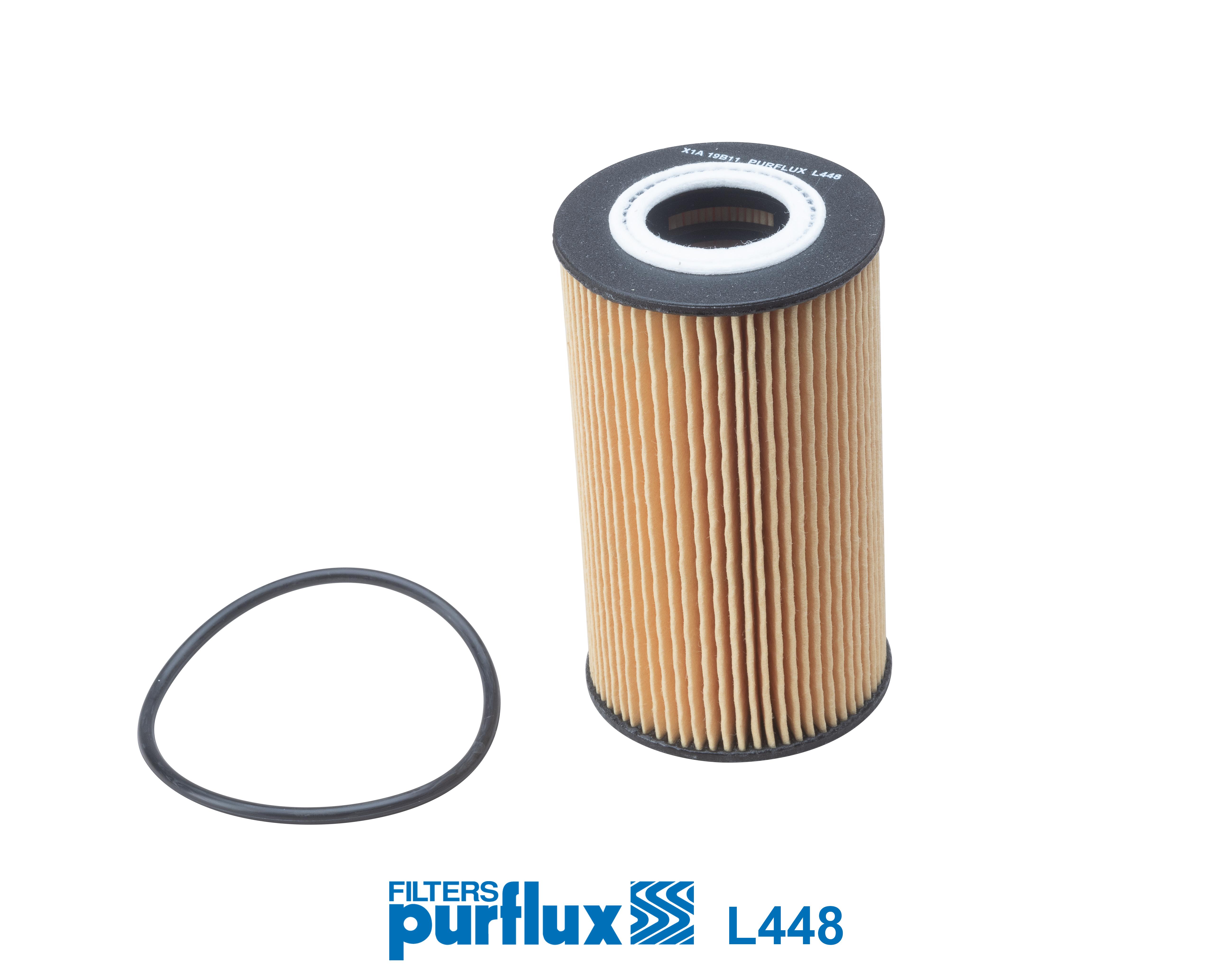 Purflux L974 Oil Filter